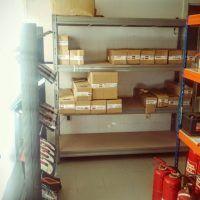 Almacén secundario de productos