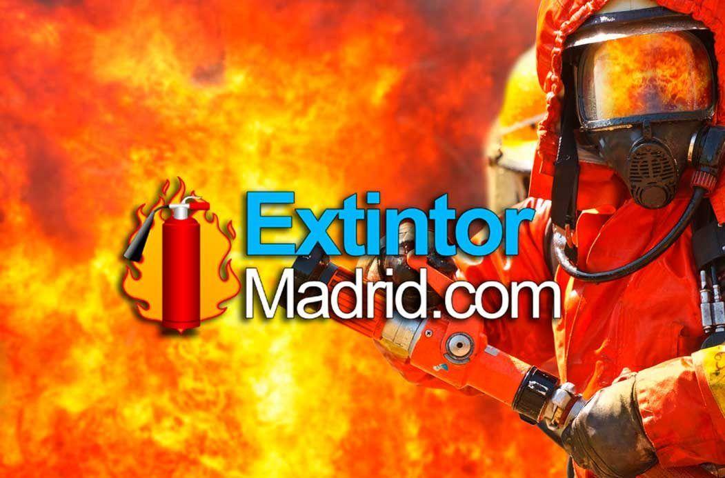 Bomberos en Incendios