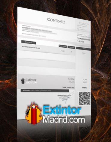 Contrato de Mantenimiento CO2 (Madrid Extra radio)
